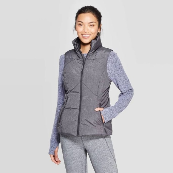 Champion Jackets & Blazers - Women's Sleeveless Puffer Vest - C9 Champion